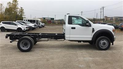 2020 Ford F-450 Regular Cab DRW 4x4, Cab Chassis #F201239 - photo 9