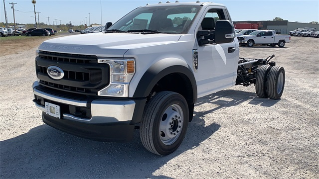 2020 Ford F-450 Regular Cab DRW 4x4, Cab Chassis #F201240 - photo 4