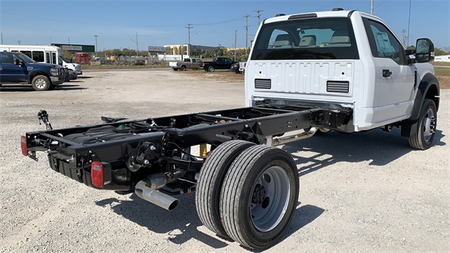 2020 Ford F-450 Regular Cab DRW 4x4, Cab Chassis #F201240 - photo 1