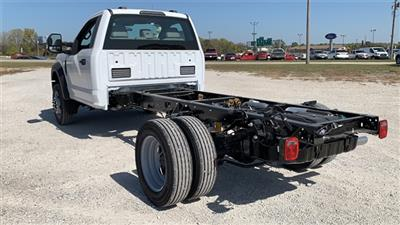 2020 Ford F-450 Regular Cab DRW 4x4, Cab Chassis #F201240 - photo 8