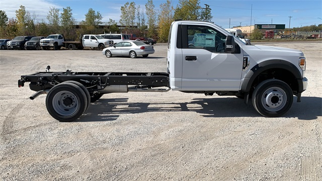 2020 Ford F-450 Regular Cab DRW 4x2, Cab Chassis #F201242 - photo 10