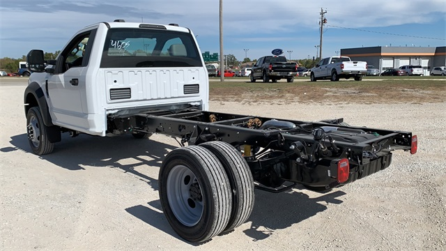 2020 Ford F-450 Regular Cab DRW 4x2, Cab Chassis #F201242 - photo 8