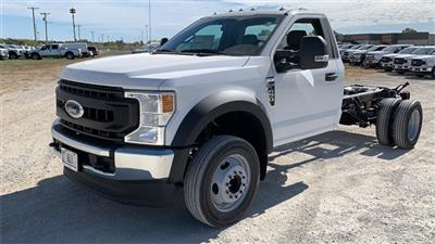 2020 Ford F-450 Regular Cab DRW 4x2, Cab Chassis #F201242 - photo 4