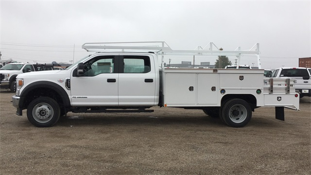 2020 Ford F-550 Crew Cab DRW 4x4, Scelzi SEC Combo Body #F201265 - photo 5