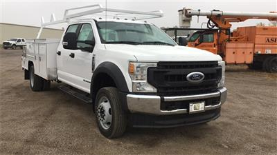 2020 Ford F-550 Crew Cab DRW 4x4, Scelzi SEC Combo Body #F201265 - photo 1