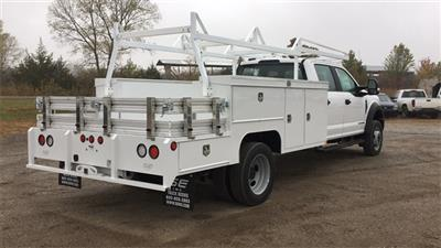 2020 Ford F-550 Crew Cab DRW 4x4, Scelzi SEC Combo Body #F201265 - photo 2