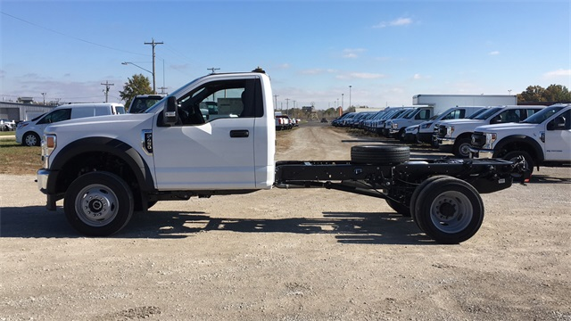 2020 Ford F-450 Regular Cab DRW 4x4, Cab Chassis #F201267 - photo 5