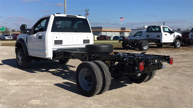 2020 Ford F-450 Regular Cab DRW 4x4, Cab Chassis #F201267 - photo 6