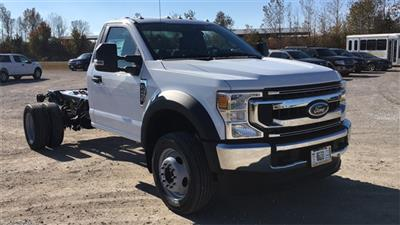 2020 Ford F-450 Regular Cab DRW 4x4, Cab Chassis #F201267 - photo 1