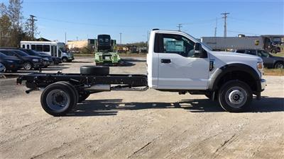 2020 Ford F-450 Regular Cab DRW 4x4, Cab Chassis #F201267 - photo 10