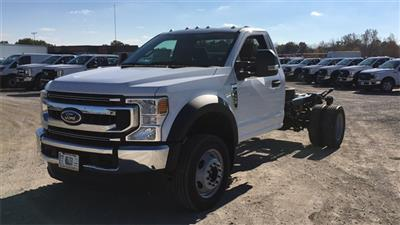 2020 Ford F-450 Regular Cab DRW 4x4, Cab Chassis #F201267 - photo 4
