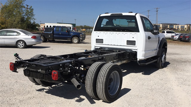 2020 Ford F-550 Regular Cab DRW 4x4, Cab Chassis #F201269 - photo 1