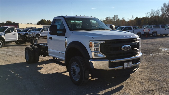2020 Ford F-550 Regular Cab DRW 4x4, Cab Chassis #F201271 - photo 1