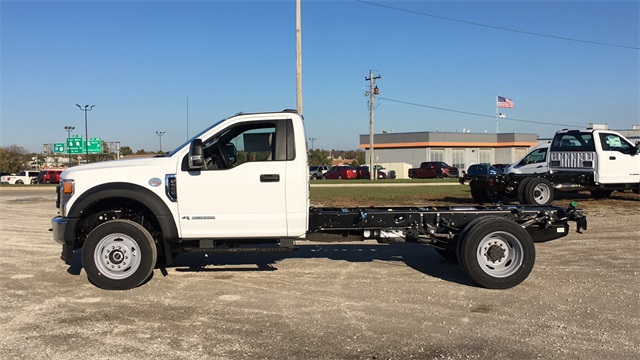 2020 Ford F-550 Regular Cab DRW 4x4, Cab Chassis #F201271 - photo 5