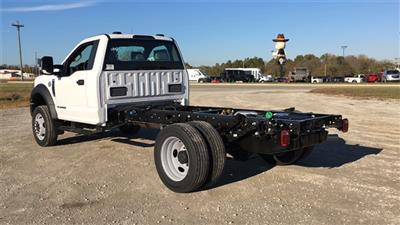 2020 Ford F-550 Regular Cab DRW 4x4, Cab Chassis #F201271 - photo 6