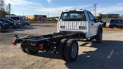 2020 Ford F-550 Regular Cab DRW 4x4, Cab Chassis #F201271 - photo 2