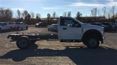 2020 Ford F-550 Regular Cab DRW 4x4, Cab Chassis #F201271 - photo 9