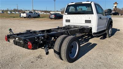 2020 Ford F-550 Regular Cab DRW 4x4, Cab Chassis #F201289 - photo 2
