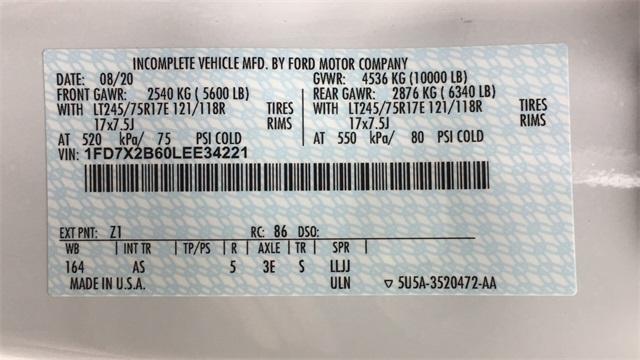 2020 Ford F-250 Super Cab 4x4, Reading SL Service Body #F201292 - photo 32