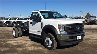 2020 Ford F-550 Regular Cab DRW 4x4, Cab Chassis #F201305 - photo 1