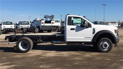 2020 Ford F-550 Regular Cab DRW 4x4, Cab Chassis #F201305 - photo 10