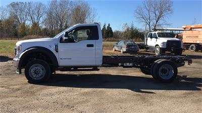 2020 Ford F-550 Regular Cab DRW 4x4, Cab Chassis #F201305 - photo 5