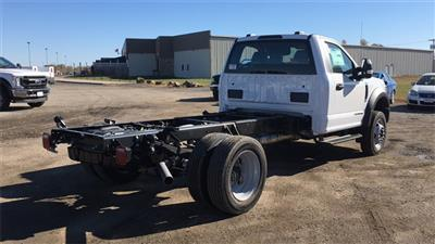 2020 Ford F-550 Regular Cab DRW 4x4, Cab Chassis #F201305 - photo 2