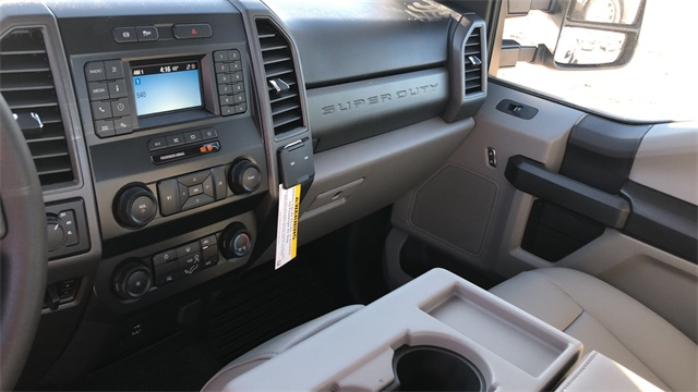 2020 Ford F-550 Regular Cab DRW 4x4, Cab Chassis #F201306 - photo 10