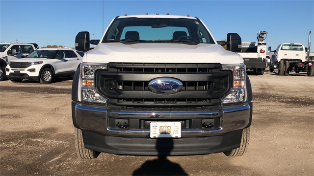 2020 Ford F-550 Regular Cab DRW 4x4, Cab Chassis #F201306 - photo 3