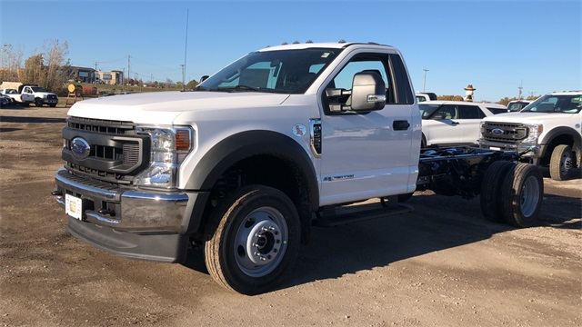 2020 Ford F-550 Regular Cab DRW 4x4, Cab Chassis #F201306 - photo 4