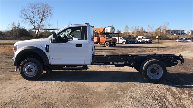 2020 Ford F-550 Regular Cab DRW 4x4, Cab Chassis #F201306 - photo 5