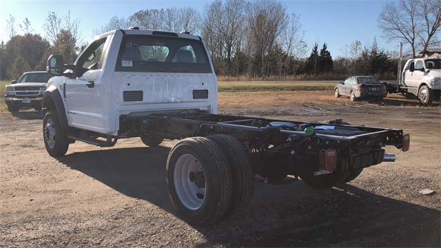 2020 Ford F-550 Regular Cab DRW 4x4, Cab Chassis #F201306 - photo 6