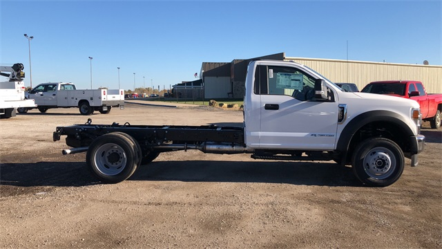 2020 Ford F-550 Regular Cab DRW 4x4, Cab Chassis #F201306 - photo 8