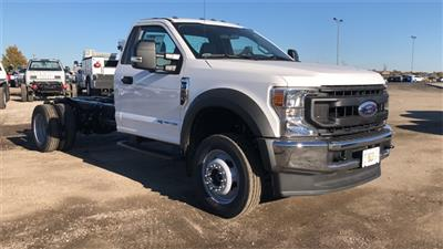 2020 Ford F-550 Regular Cab DRW 4x4, Cab Chassis #F201306 - photo 1