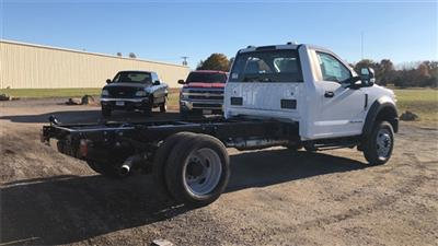 2020 Ford F-550 Regular Cab DRW 4x4, Cab Chassis #F201306 - photo 2