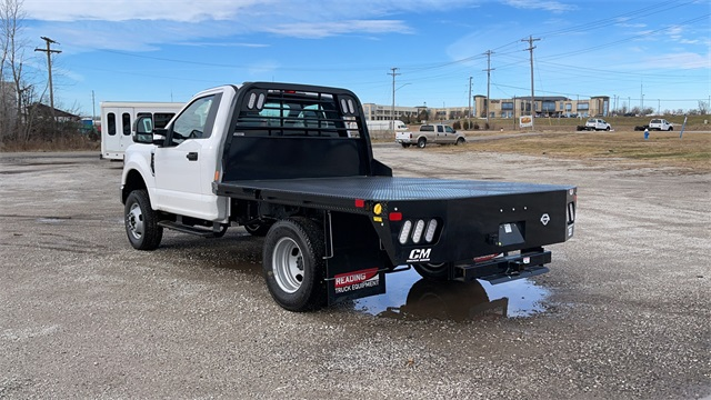 2020 Ford F-350 Regular Cab DRW 4x4, CM Truck Beds RD Model Platform Body #F201332 - photo 7