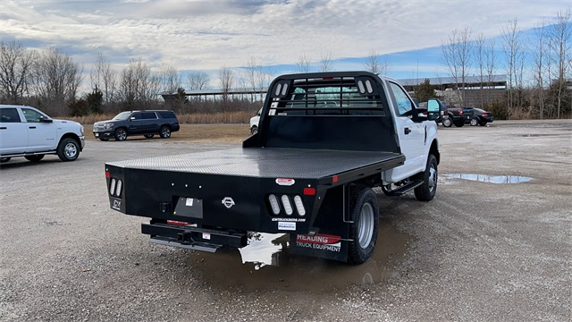 2020 Ford F-350 Regular Cab DRW 4x4, CM Truck Beds Platform Body #F201332 - photo 1