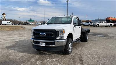 2020 Ford F-350 Regular Cab DRW 4x4, CM Truck Beds RD Model Platform Body #F201332 - photo 4