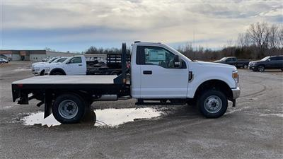 2020 Ford F-350 Regular Cab DRW 4x4, CM Truck Beds RD Model Platform Body #F201332 - photo 9