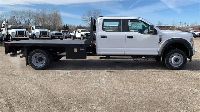 2020 Ford F-550 Crew Cab DRW 4x4, CM Truck Beds RD Model Platform Body #F201333 - photo 11