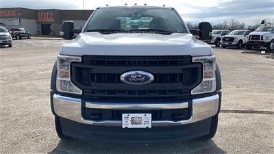2020 Ford F-550 Crew Cab DRW 4x4, CM Truck Beds RD Model Platform Body #F201333 - photo 3