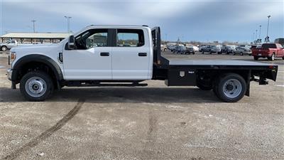 2020 Ford F-550 Crew Cab DRW 4x4, CM Truck Beds RD Model Platform Body #F201333 - photo 5
