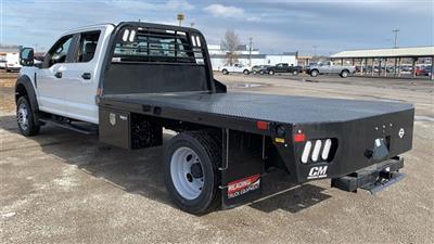 2020 Ford F-550 Crew Cab DRW 4x4, CM Truck Beds RD Model Platform Body #F201333 - photo 8