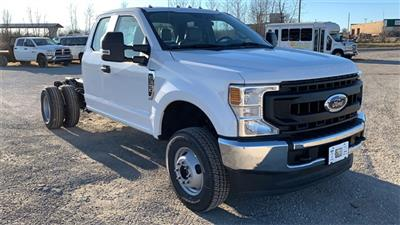 2020 Ford F-350 Super Cab DRW 4x4, Cab Chassis #F201345 - photo 1