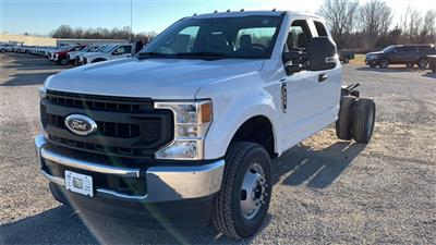2020 Ford F-350 Super Cab DRW 4x4, Cab Chassis #F201345 - photo 4