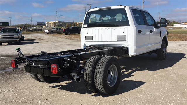 2020 Ford F-350 Crew Cab DRW 4x4, Cab Chassis #F201347 - photo 1
