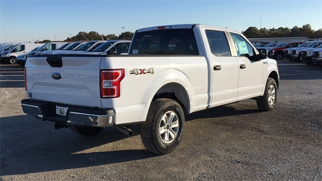 2020 Ford F-150 SuperCrew Cab 4x4, Pickup #F201354 - photo 2