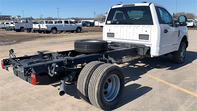 2020 Ford F-350 Regular Cab DRW 4x4, Cab Chassis #F201362 - photo 1