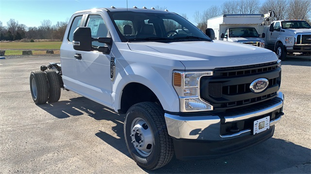 2020 Ford F-350 Super Cab DRW 4x4, Cab Chassis #F201389 - photo 1