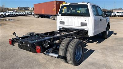 2020 Ford F-350 Super Cab DRW 4x4, Cab Chassis #F201389 - photo 2